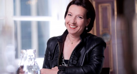 Bundesministerin Gabriele Heinisch-Hosek