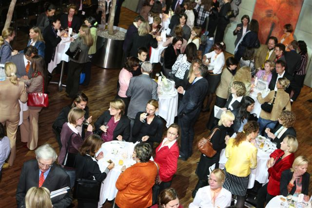Networking bei WomenTalkBusines