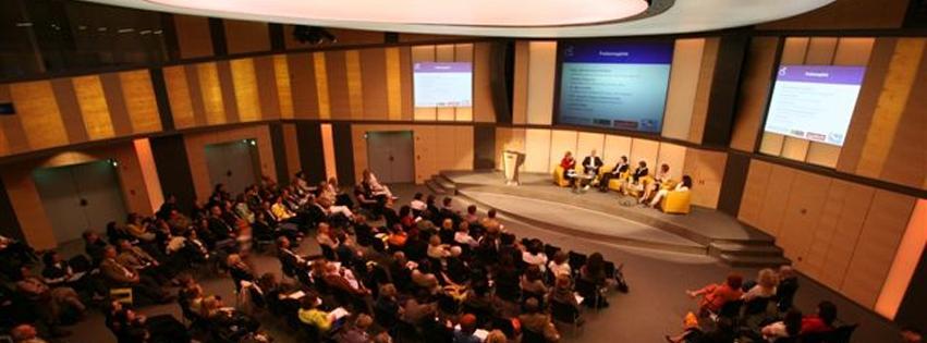 WomenTalkBusiness Bühne und Publikum