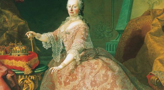 Maria Theresia von Martin van Meytens gemalt um 1752 - [1], Gemeinfrei, https://commons.wikimedia.org/w/index.php?curid=4475205