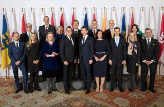 Österreichische Bundesregierung KURZ