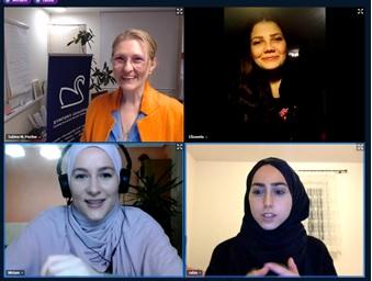Interview Teil 2 mit Eliza, Miriam und Rabia